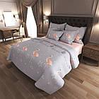 Детское постельное белье Фламинго Бязь Полуторный N-7452-A-B