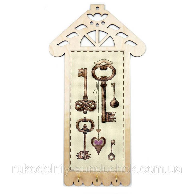 Набор для вышивания крестом ТМ Марья Искусница 22.002.01 Ключики