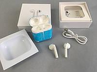 Беспроводные Bluetooth наушники IFANS с боксом для хранения и зарядки! SMU Shop