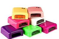 Ультрафиолетовая ГЕЛЬ-ЛАМПА W-820, ЛАМПА для сушки гель-лака на 36 Вт SMU Shop