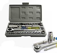 Набор инструментов на 40 предметов + КЕЙС SMU Shop