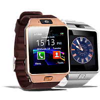 Смарт часы Smart Watch DZ09 (black,gold,white,silver) SMU Shop