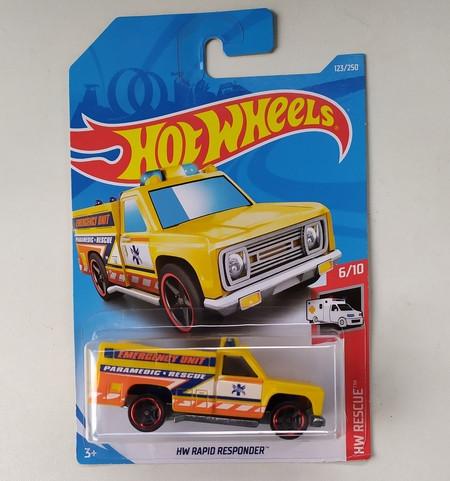 HW RAPID машина металл Hot Wheels оригинал Хот Вилс Mattel