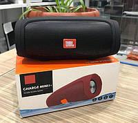 Портативная блютуз колонка JBL Charge 3 MINI колонка с USB,SD,FM ЧЕРНАЯ SMU Shop