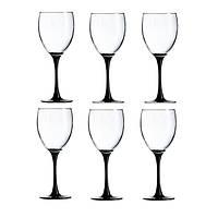 Набор из 6 бокалов для красного вина 250 мл Luminarc OCS Domino