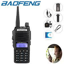 Рация Baofeng UV-82 5W Двухдиапазонная Радиостанция + ГАРНИТУРА в комплекте