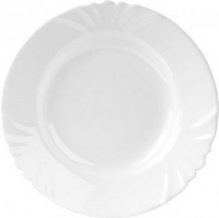 Тарелка глубокая круглая 21,5см Olax