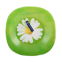 Тарелка суповая 22 см. Luminarc Aime Carina Paquerette Green