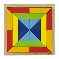 Пазл Goki Мир форм-квадрат (57572-3), фото 1