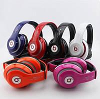 Наушники беспроводные Bluetooth Monster Beats TM-13 c Мощным Звуком с mp3+FM радио. Лучшая Цена! SMU Shop