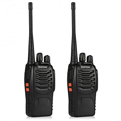 Комплект Раций Baofeng BF-888S Комплект Радиостанци Baofeng  400-470 Мгц Радіостанція