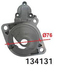 Передня кришка стартера BMW 316 318 518 520 525 1.6 1.8 2.0 2.5 iX E36 E30 E34