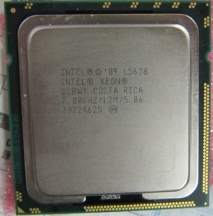 """Процессор Intel Xeon L5638 2.0GHz  Gulftown Б\У """"Over-Stock"""""""