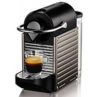 Капсульная кофеваркаNespresso Pixie C61 Electric Titan