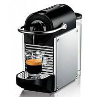 Капсульная кофеварка Nespresso Pixie D61 Aluminium
