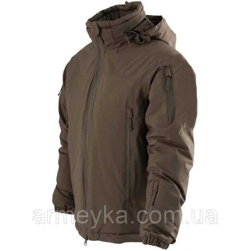 Термокуртка Carinthia Thermal Jacket HIG 3.0 olive. Оригінал.