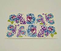 Слайдер дизайн цветы 4755