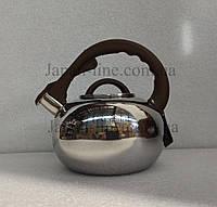 Чайник со свистком Krauff 26-242-038 2,8 л., фото 1