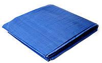 Тент Mastertool - 6 х 8 м, 65 г/м², синий