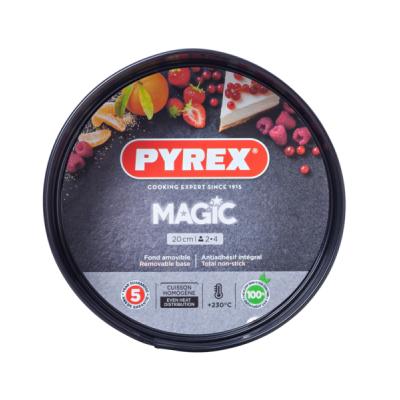 Форма для выпечки PYREX Magic 20 см со съемным дном (MG20BS6)