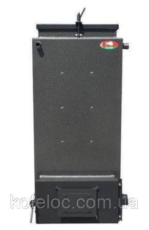 Шахтный котел Zubr (Зубр) 15 кВт