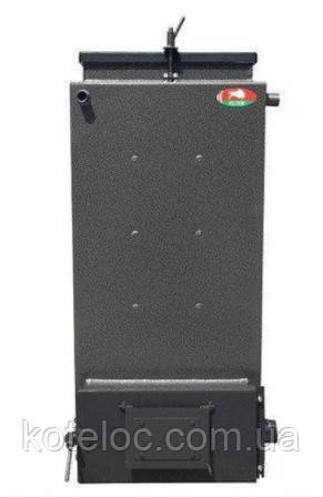 Шахтный котел Zubr (Зубр) 18 кВт
