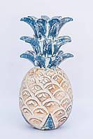 Резной ананас, 30 см