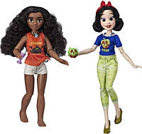 Disney Princess Ральф против Интернета Моана и Белоснежка Moana and Snow White Ralph Breaks the Internet