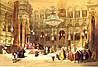 Гравюры Святой земли 19 века, знаменитого шотландского художника Дэвида Робертса.