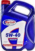 Масло Агринол 5W-40 SL/CF кан. 4л