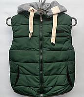 Стильная жилетка для мальчика 5-8 лет модель - 2857