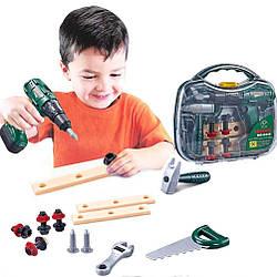 Набор инструментов детский в чемоданчике