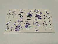 Слайдер дизайн цветы 5604