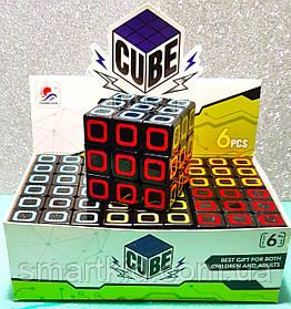 Кубик Рубіка неоновий