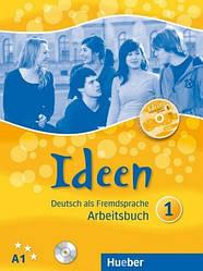 Ideen 1 Arbeitsbuch mit Audio-CD und CD-ROM