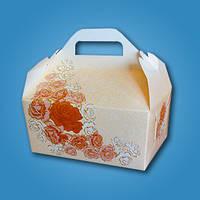 Коробочка для каравая, сладостей и свадебных шишек (арт. RC-26), фото 1