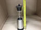 Электрическая автоматическая гравитационная мельница для специй Gravity, фото 5