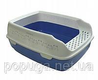 Trixie Delio - туалет с высоким бортом для кошек, 20*35*48 см, фото 2
