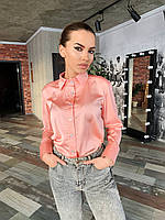 Женская блуза из шелка, фото 1