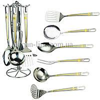 Набір кухонних інструментів Rainstahl RS 8156-7 7 пр., фото 1