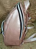 (34*25)Женский рюкзак BALENCIAGA искусств кожа качество городской спортивный стильный Популярный опт, фото 4