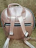 (34*25)Женский рюкзак BALENCIAGA искусств кожа качество городской спортивный стильный Популярный опт, фото 5
