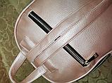 (34*25)Женский рюкзак BALENCIAGA искусств кожа качество городской спортивный стильный Популярный опт, фото 7
