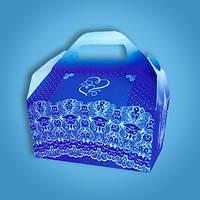 Коробочка для каравая, сладостей и свадебных шишек (арт. RC-31), фото 1