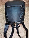(34*25)Женский рюкзак BALENCIAGA искусств кожа качество городской спортивный стильный Популярный опт, фото 10