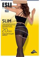 Колготки женские Esli SLIM 20 ден с утяжкою ( аналог Конте Актив 20), размер 2-4, Беларусь, фото 1