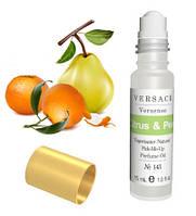 Парфюмерный концентрат версия аромата Versense Versace нота Citrus & Pear - 15 мл