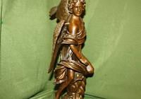 Статуя Ангел бронза