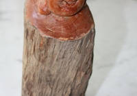 Хотэй - дерево,резьба