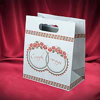 Пакет для каравая, сладостей и свадебных шишек (арт. С-0068), фото 1